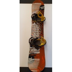 snowboard 1st